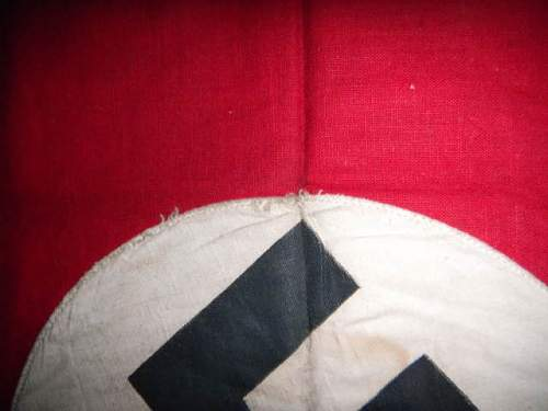 Thought on this NSDAP Flag?