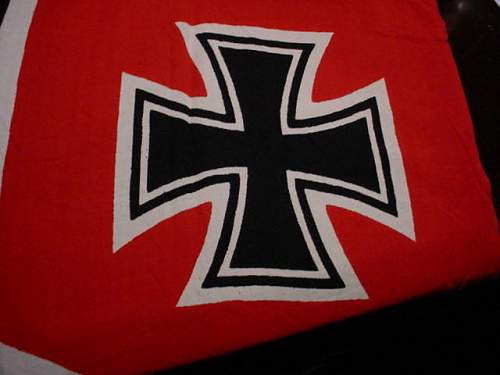 """""""Junk Jaunt"""" kriegs flag opimions needed"""