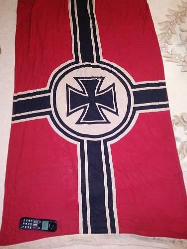 Ww2 german fantasy flag?
