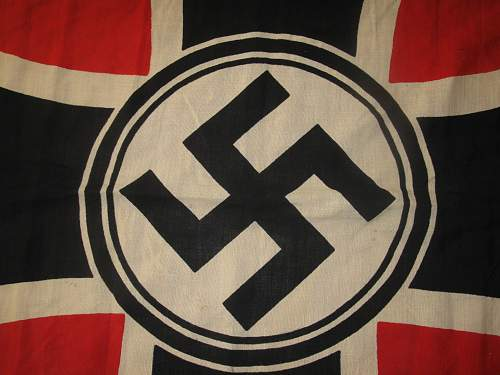 Germans Veterans Flag
