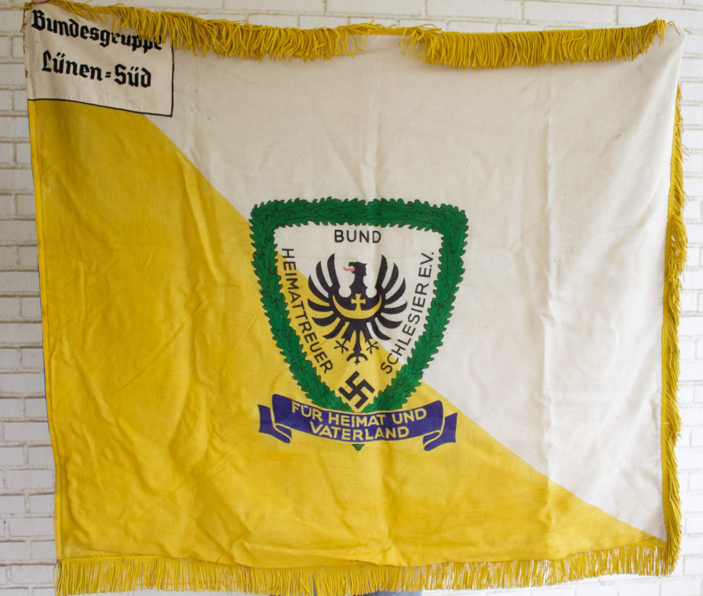 flag Silesia third reich?