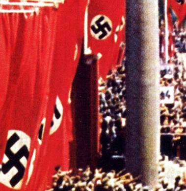 Swastika flag - fake or original?