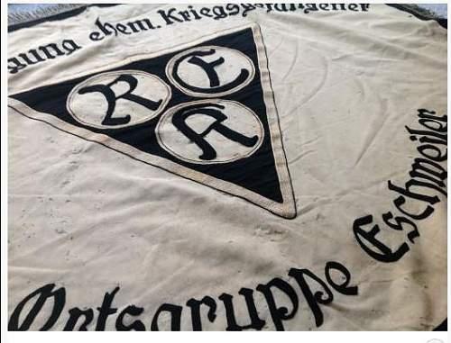 Banner former POW
