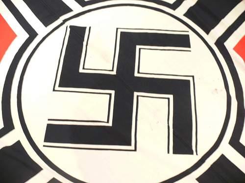My Frist Reichkreihflagge
