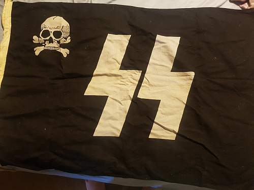 ss flag bought in early 60s