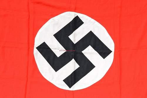Vehicle I.D Flag