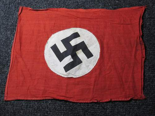 Is this a parade flag?