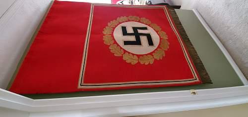 Reichskanzlei Berlin tapestry