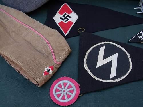 Deutsches Jungvolk Pennant