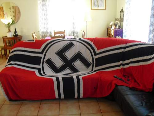 A big Flag