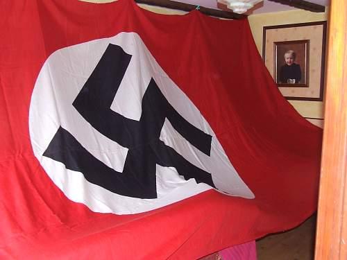 Bow Flag.