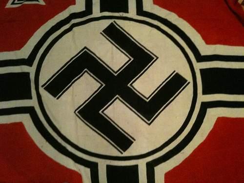 Reichskriegsflag: Opinions Needed.