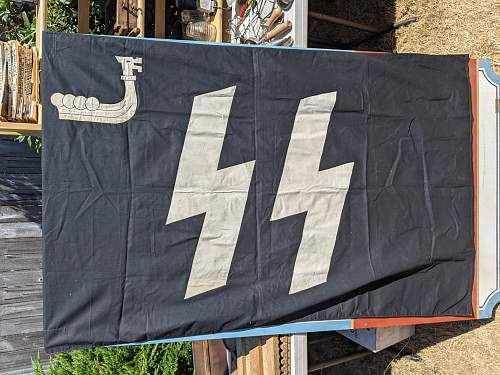 Possible SS unit(?) flag - looking for input!