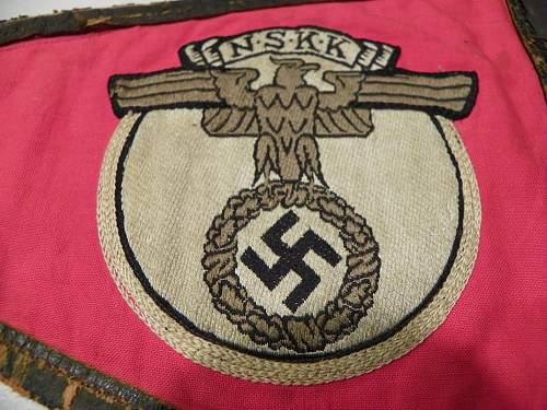 My new NSKK Pennant