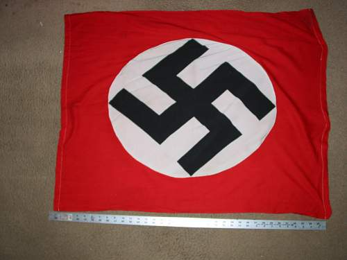 Click image for larger version.  Name:Nazi Flag.JPG Views:743 Size:68.7 KB ID:160222