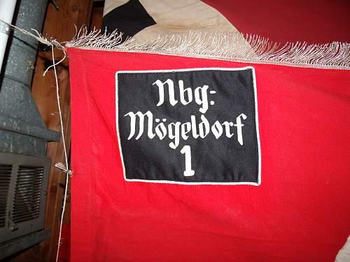 My first  wwii german standard