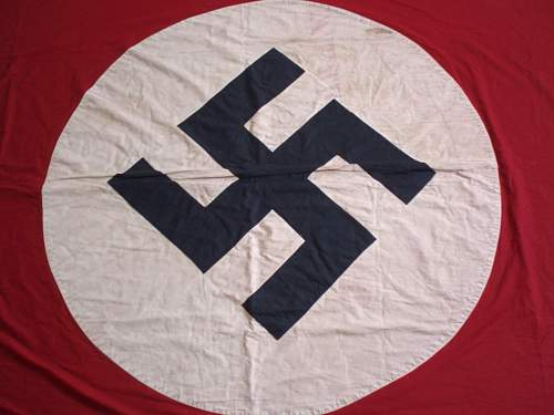 Opinions needed for this NSDAP flag