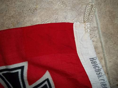 I found these naval flags in my friends attic