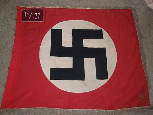 NSDAP Banner?