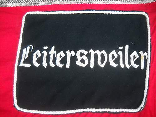 NSBO Flag from Leitersweiler