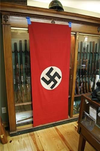 NSDAP Flag/Banner original?