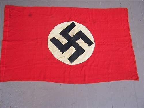 NSDAP flag Real or Fake?