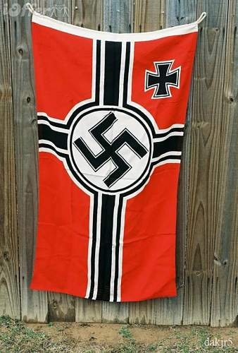 Click image for larger version.  Name:nazi-reichskriegsflagge-80-x-135-maker-marked-fabulous-5780.jpg Views:1583 Size:119.8 KB ID:238339