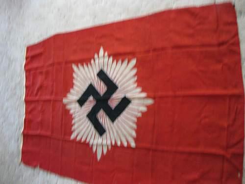 Unusual Flag?