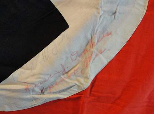 Panzer Flag? Is this the correct size?