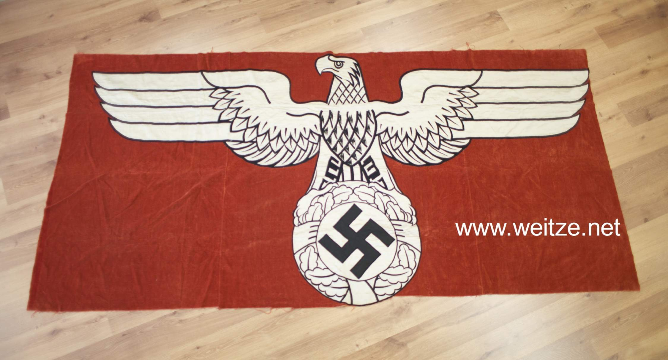 Large Third Reich Tapestry