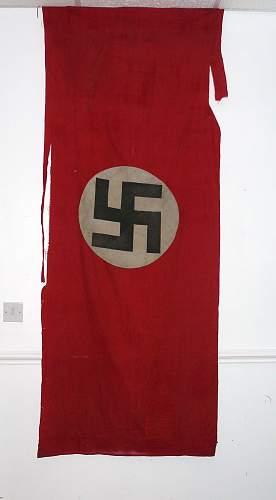Vet Purchase Flag