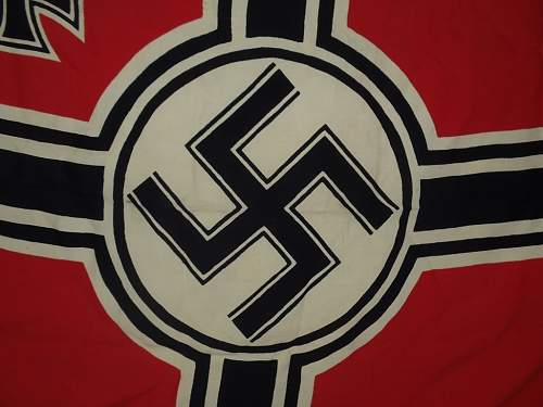 Question: Battle Flag markings