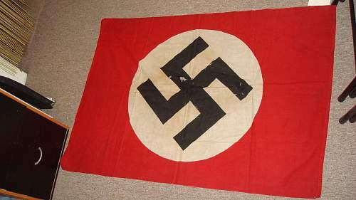 Flag Pick Up