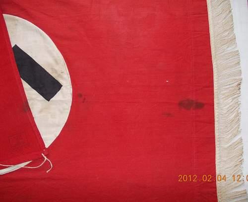 N.s.d.a.p. Flag  ??