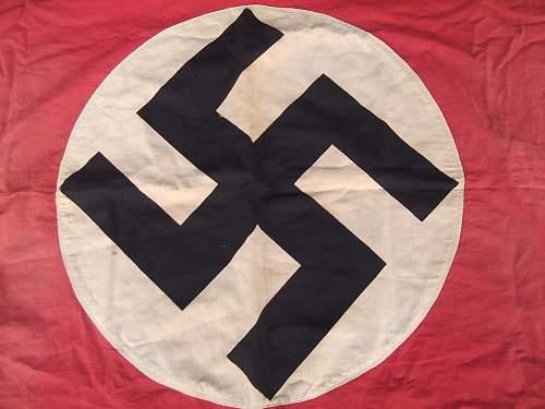 swaztica flag