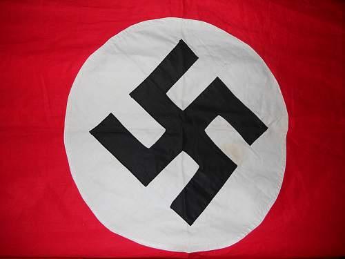 3x5 Nazi Banner