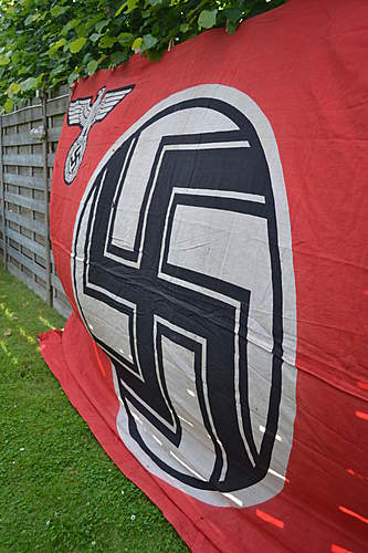 My new flag in my collection