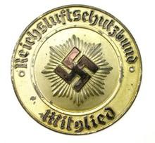 Reichsluftschutzbund Standarte