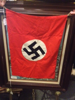 Nazi Flag/Banner - 14 inch by 20 inch