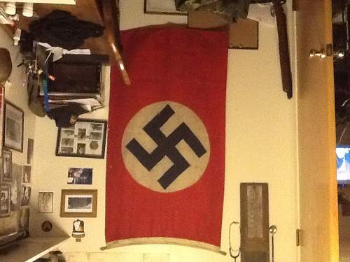 My new(old) flag!