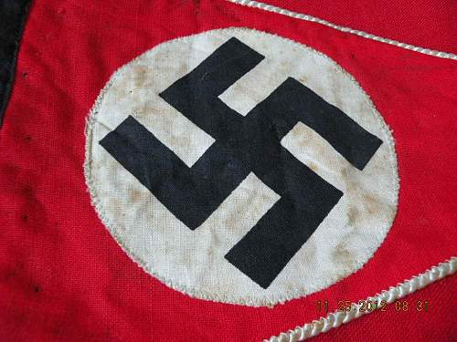 Comments for 3 WW2 german car pennants