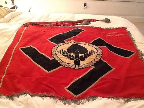 RAD Flag XX Westfalen-Sud