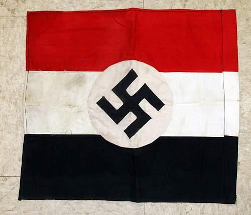 Early Third Reich Flag?