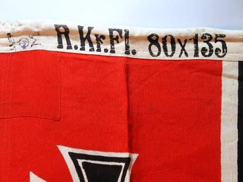 Small Reichskriegsflag.