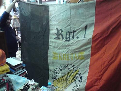 KRETA flag...