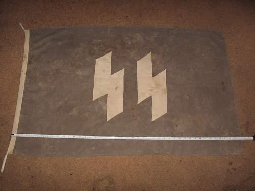 SS Dutch flag