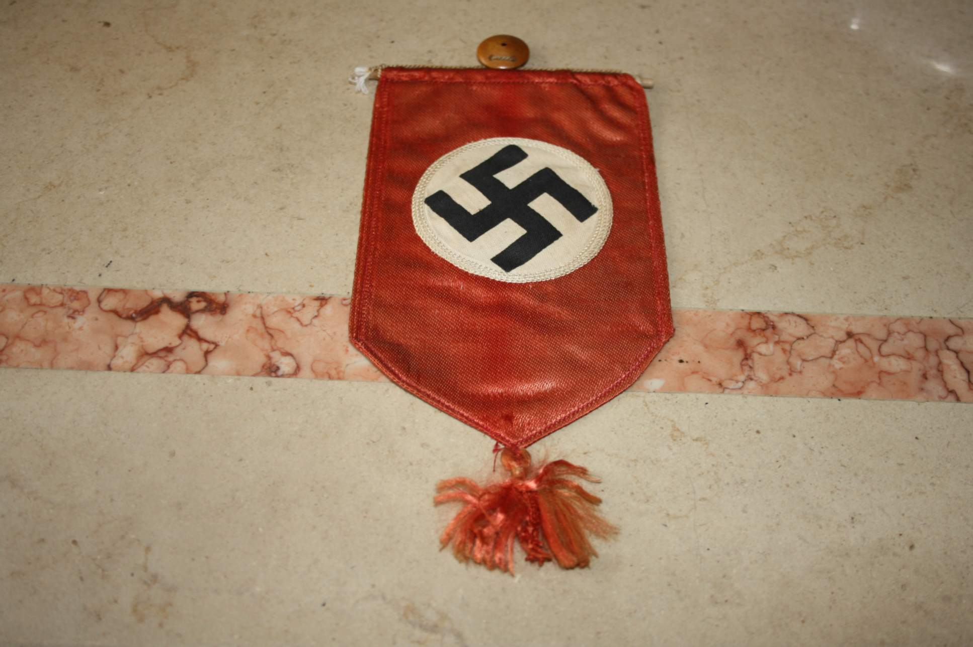 Third Reich banners