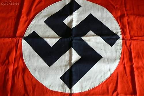 Nazi Flag help please