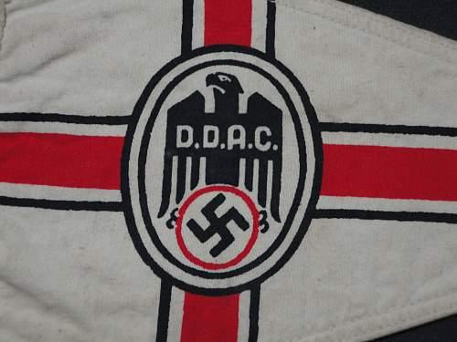 D.D.A.C. Pennant