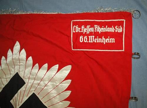 RLB Unit Flag Grouping from Weinheim